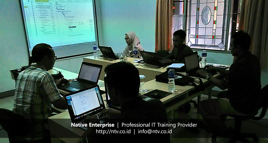 "Training ""IT Project Management"" bersama Lembaga Sandi Negara"