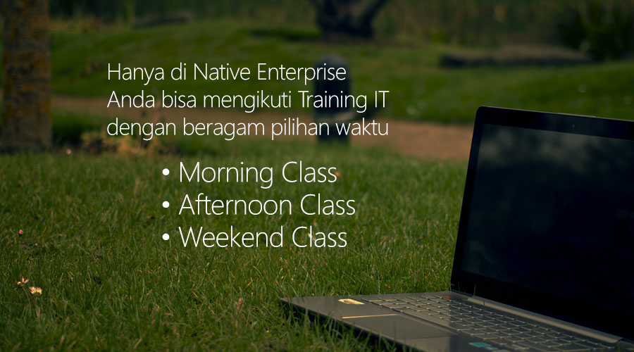 Native Enterprise | Training dan Pelatihan IT Professional