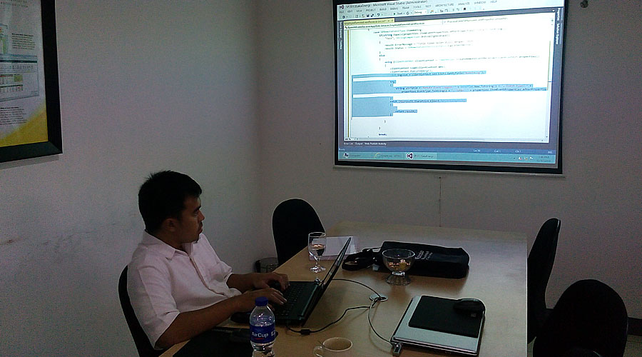 "Training ""SharePoint 2013 Application Development"" bersama Saka Energi"