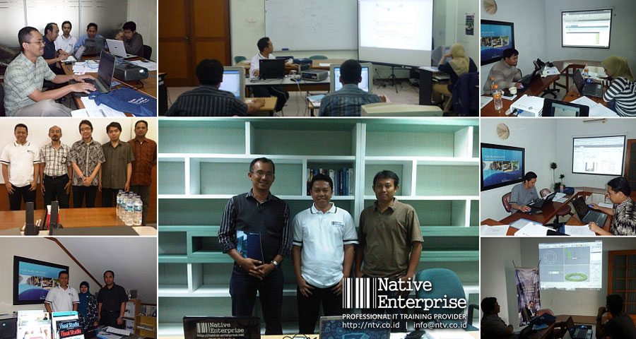 Native Enterprise | Training dan Pelatihan IT Professional