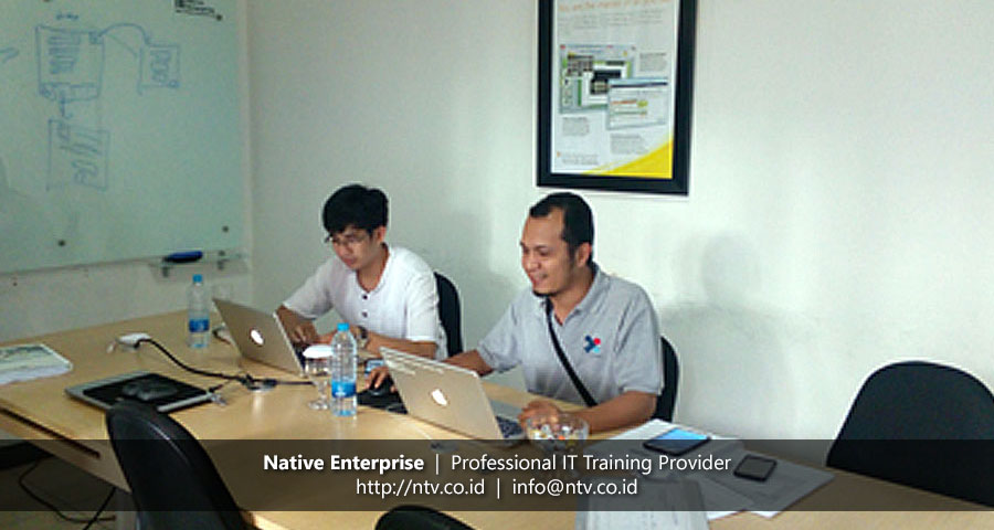 "Training ""iOS Application Development using Swift"" bersama Bank Mandiri"