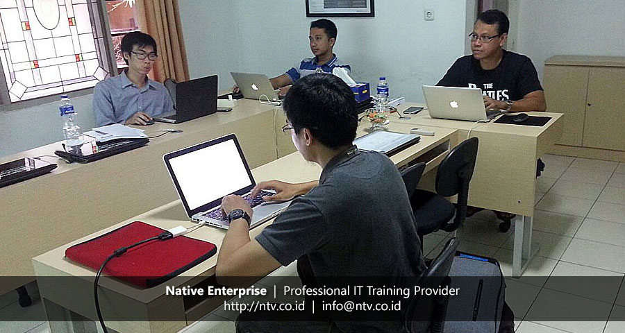 "Training ""iOS Application Development using Swift"" bersama Eisai Indonesia"