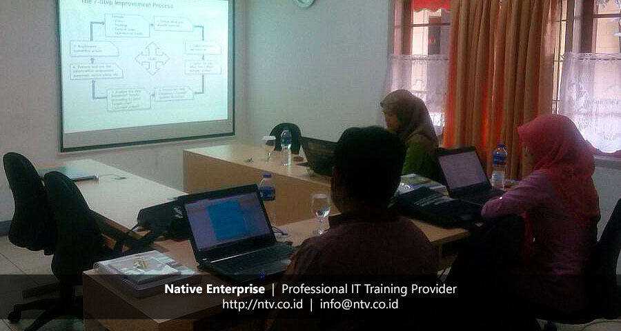 "Training ""IT Infrastructure Library (ITIL) v3 Foundation"" bersama Varia Usaha"