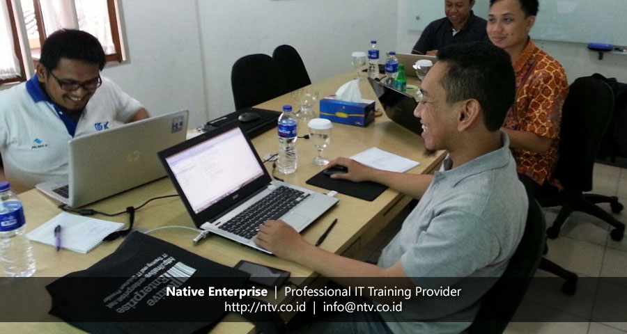"Training ""Mobile Application Development using Android"" bersama PT Pelabuhan Indonesia III (Pelindo)"