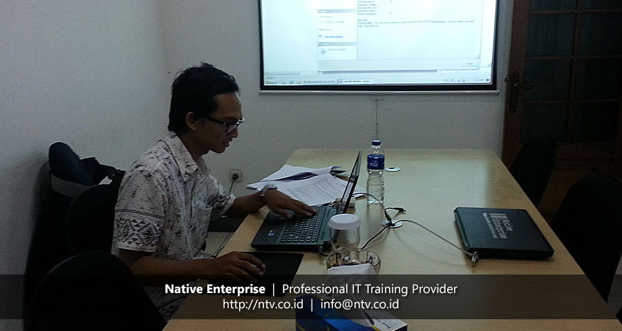 "Training ""SQL Server Database Administration"" bersama Pupuk Sriwidjaja Palembang"