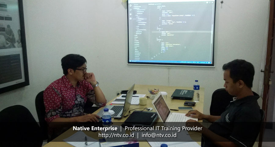 "Training ""Sencha Ext JS Web Application Development"" bersama Perumnas"
