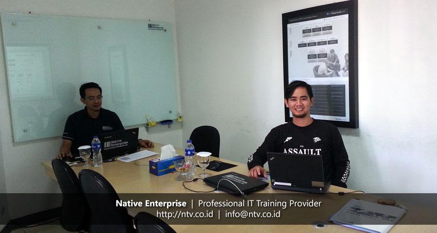 "Training ""IT Asset Management"" bersama PT MAPI"