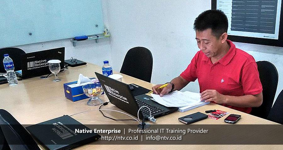 "Training ""IT Risk Management"" bersama PT Jakarta Industrial Estate Pulogadung"