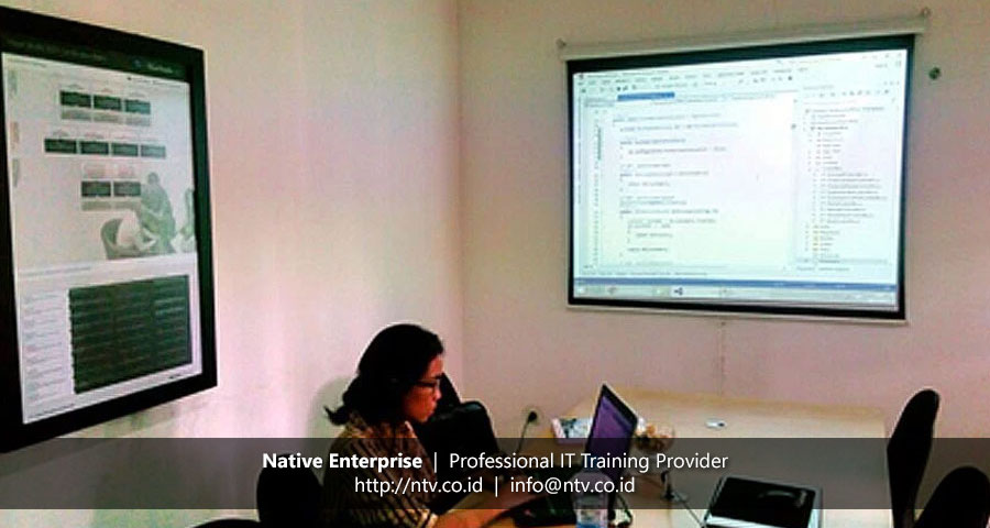 "Training ""Developing Web Application Using ASP.NET MVC 5"" bersama BINUS University"