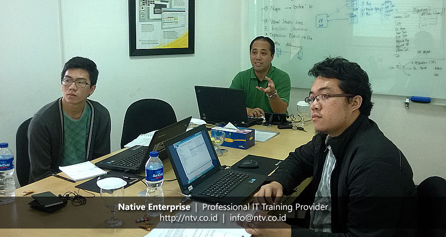 "Training ""SharePoint 2013 Application Development"" bersama Ecquaria Technologies"