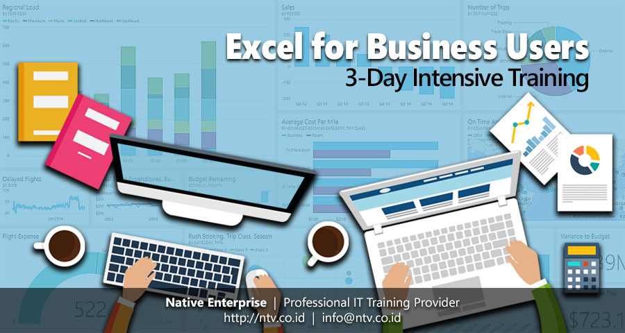 Training dan Pelatihan Excel for Business Users