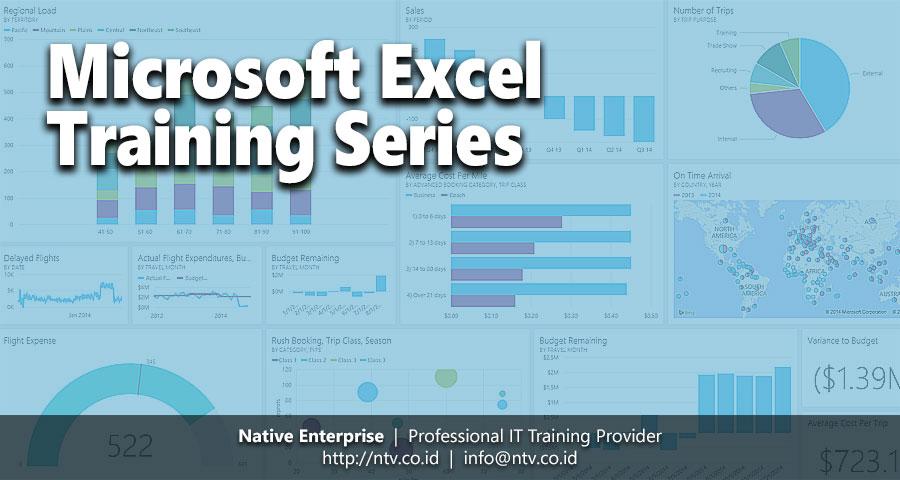 Training dan Pelatihan Excel