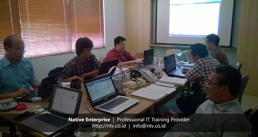 "In-House Training ""SQL Server T-SQL Programming"" bersama Hero Inti Putra"