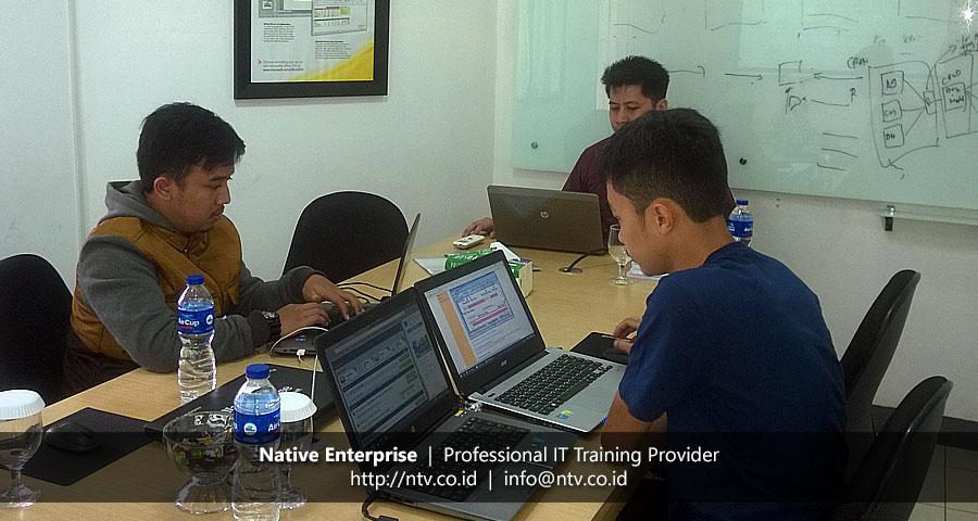 "Training ""Java EE Application Development"" bersama Bank BJB"