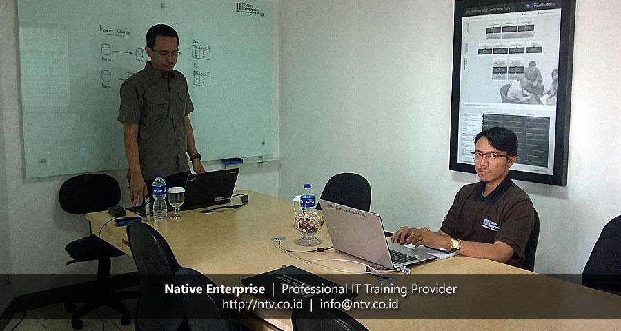 "Training ""Microsoft Excel Power BI"" bersama Universitas Sumatera Utara"