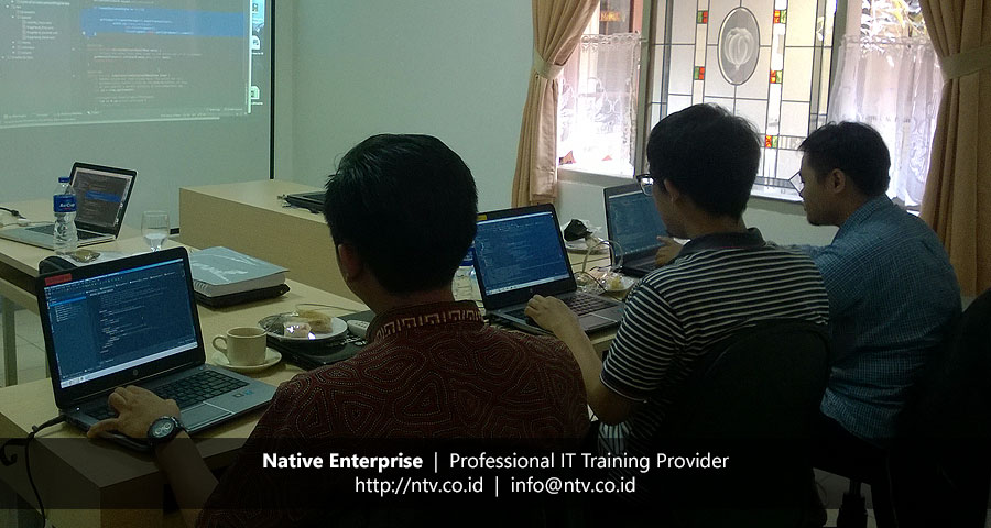 "Training ""Mobile Application Development using Android"" bersama Bank BJB dan Unikom"