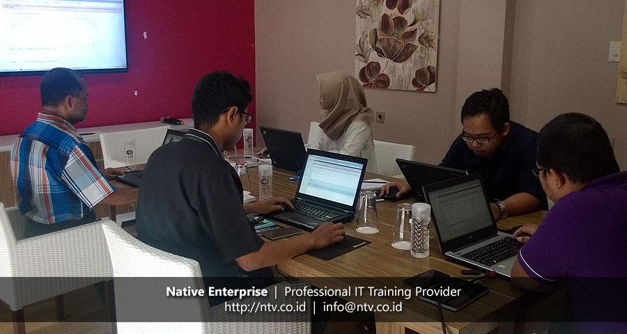 "Training ""MySQL Data Warehouse"" bersama Universitas Lambung Mangkurat"