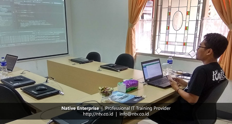 Training Android Mobile App Development bersama RS Muhammadiyah Lamongan