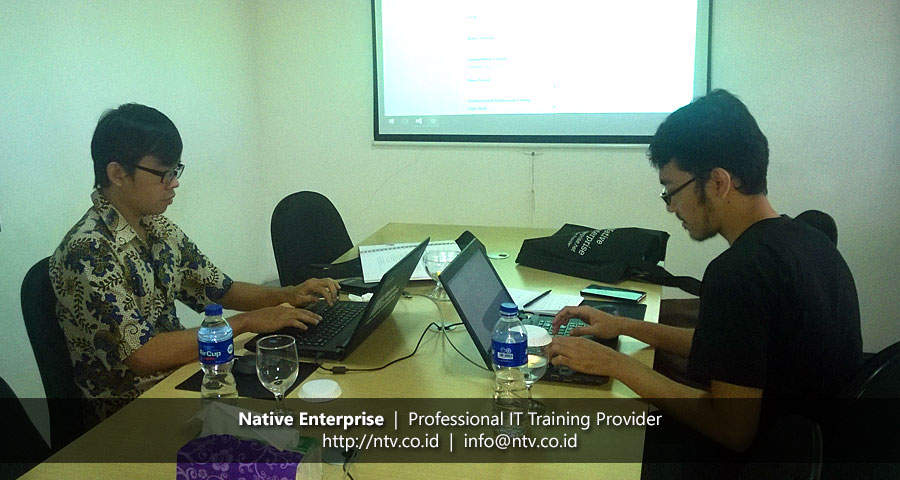 "Training ""C# Programming Fundamental"" bersama RSUD Prof. Dr. Margono Soekarjo"