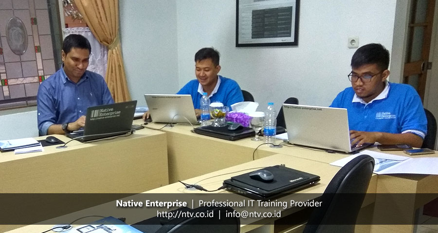 """Training """"Excel and PowerPoint for Business Users"""" bersama Bukit Asam"""