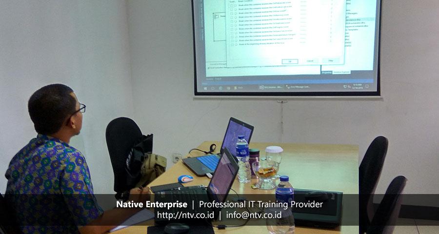 "Training ""SQL Server Integration Services"" bersama Bank Mega"