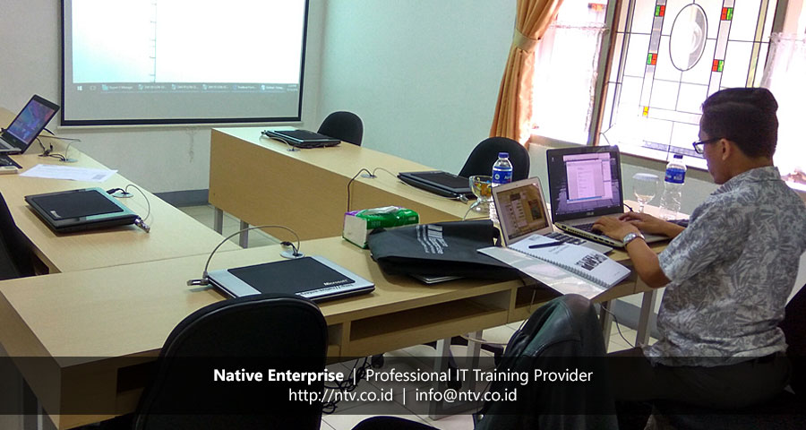 "Training ""Windows Server System Administration"" bersama Compassion Indonesia"