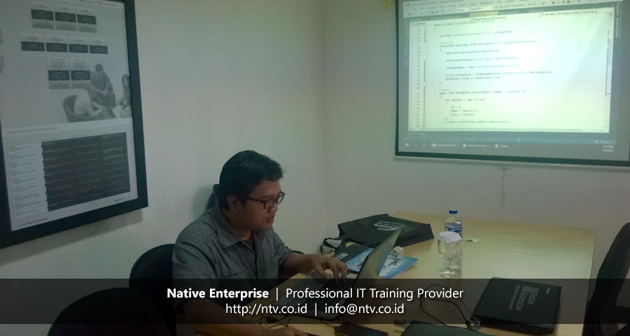 "Training ""Android Application Development using Xamarin"" bersama Kapal Api Global"