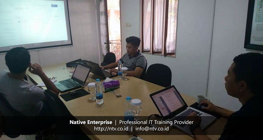 Training Android Mobile App Development bersama Disdukcapil Kota Tanggerang