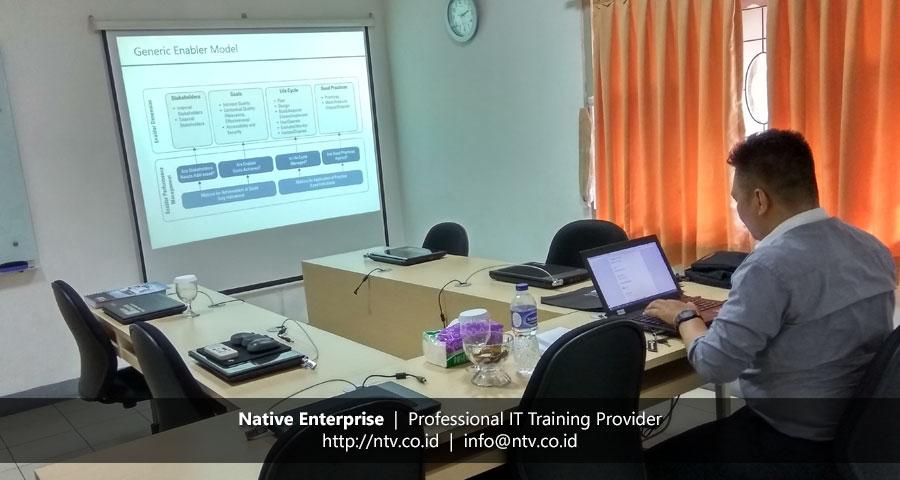 Training COBIT 5 Foundation bersama BPD Sulawesi Tenggara