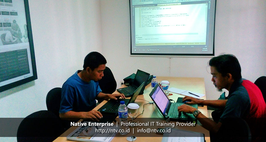 Training SQL Server T-SQL Programming bersama MAPI dan BPKAD Murung Raya Kalteng