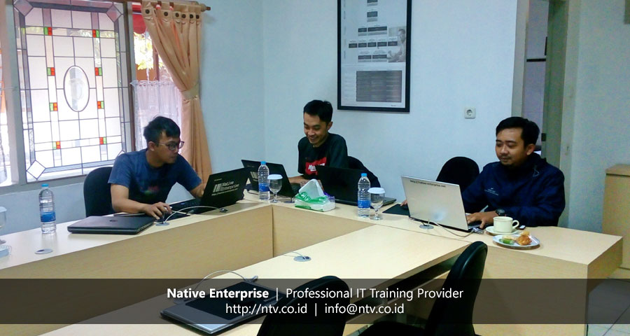 Training JasperReports Reporting Tools for Java bersama Bank BJB