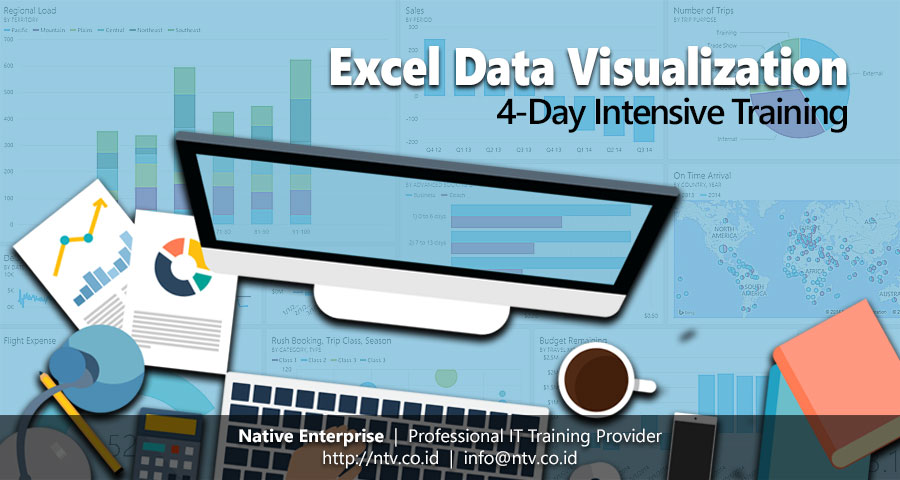 Training dan Pelatihan Excel Data Visualization