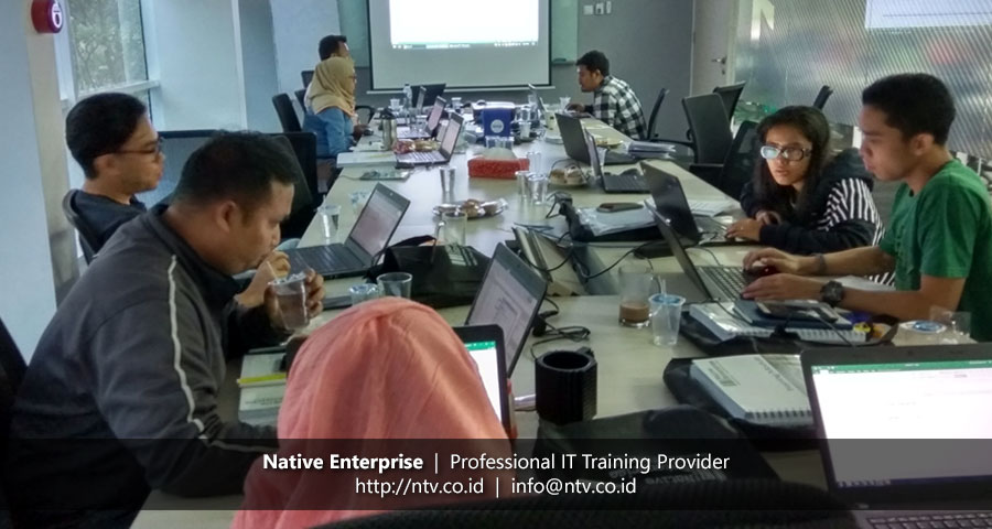 In-House Training Excel Dashboards and Reports bersama Metraplasa