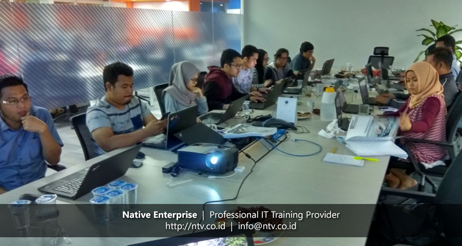 In-House Training Excel Power BI for Business Users bersama Metraplasa