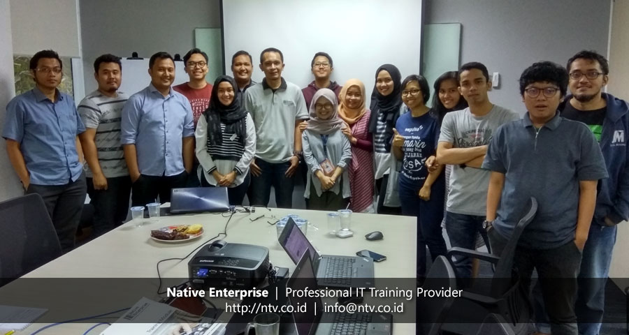 In-House Training Excel bersama Metraplasa