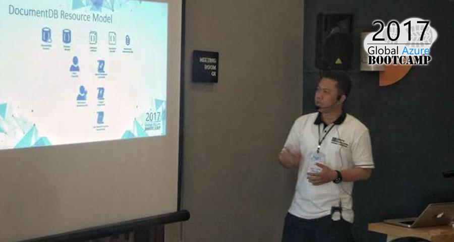 Global Azure Bootcamp Bandung 2017