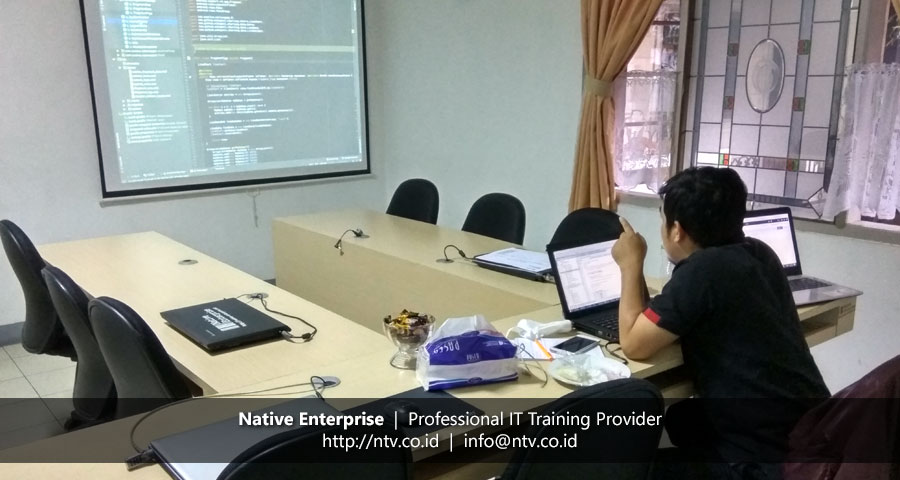Training Android Mobile App Development bersama Rekabio