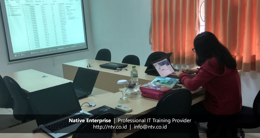 Training Intro to Excel Data Analysis Expressions (DAX) bersama Body Shop Indonesia