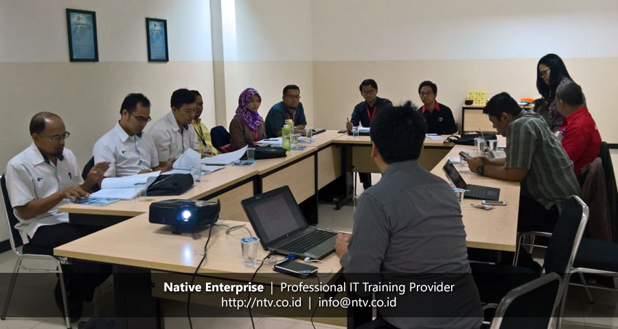 "In-House Training ""Software Quality Assurance"" bersama Daya Adicipta Motora"