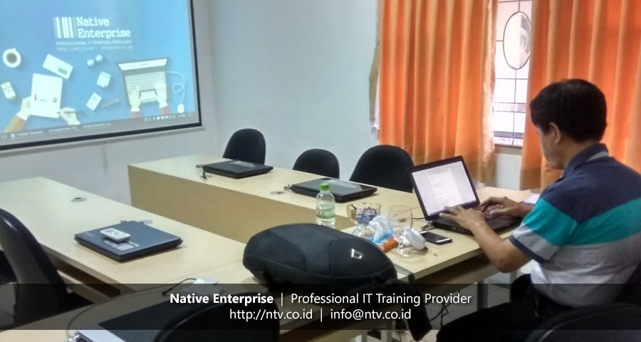 "Training ""Excel Power BI for Business Users"" bersama Larissa Aesthetic Center"
