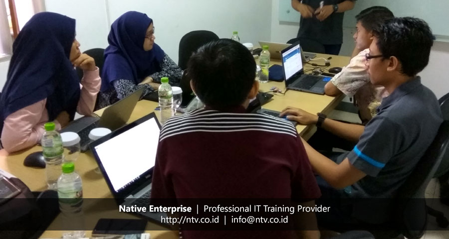 Training Java Enterprise Edition Development bersama Lembaga Sandi Negara