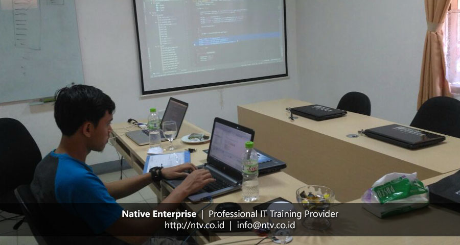 "Weekend Training ""Android Mobile App Development"" bersama Bringin Sejahtera Makmur"