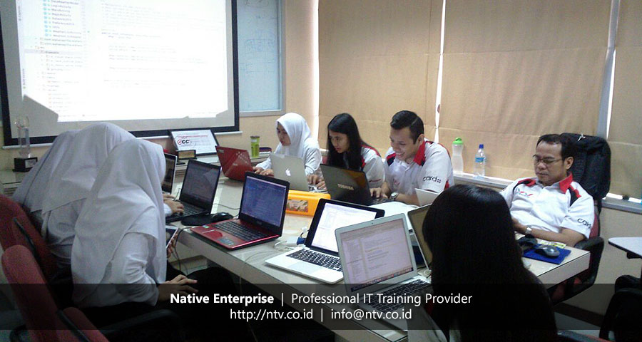 "In-House Training ""Android Mobile App Development"" bersama Wahana Honda"