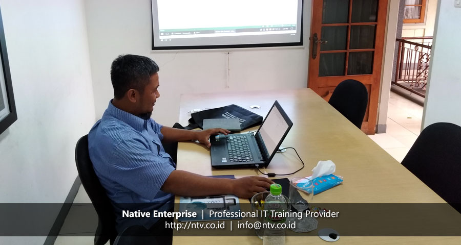"Training ""Excel Power BI for Business Users"" bersama Asuransi Astra"