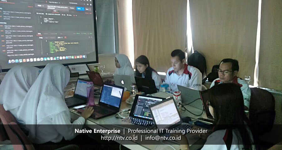 "In-House Training ""Advanced Android Mobile App Development"" bersama Wahana Honda"
