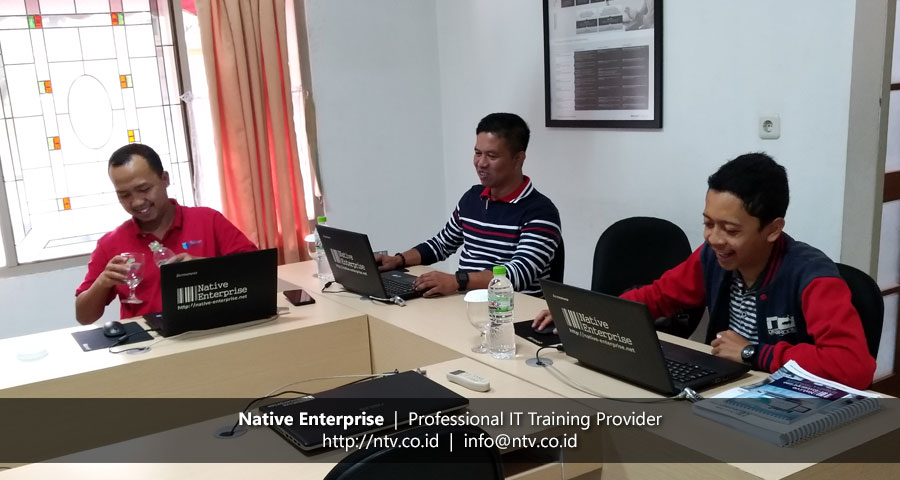 "Weekend Training ""PHP Advanced Programming"" bersama Pegadaian Bandung"