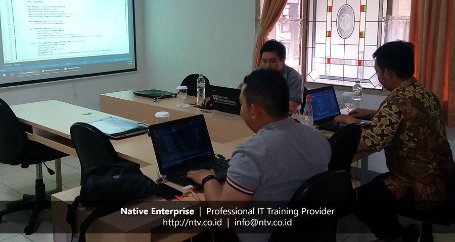 "Training ""Android App Development using Xamarin"" bersama Sekolah Ciputra dan PT Santos Jaya Abadi"