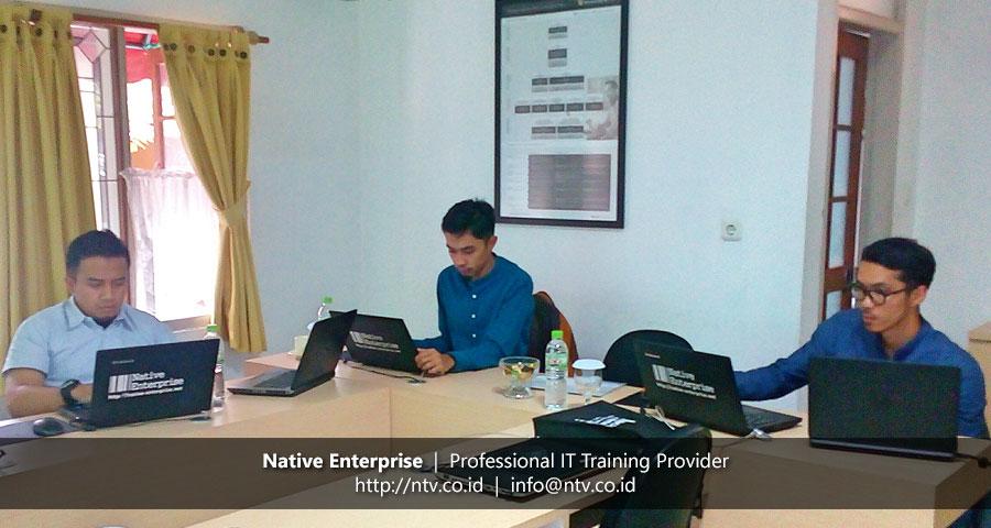 "Training ""Angular Web Application Development"" bersama Bank BJB"