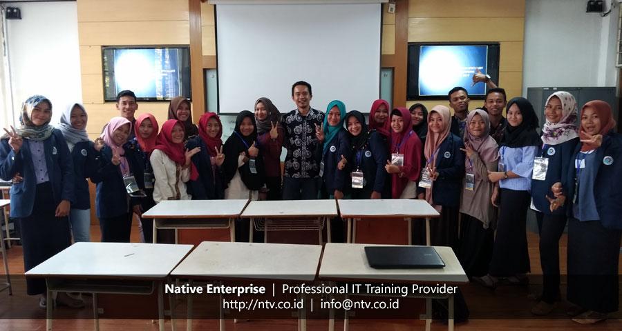 "Training dan Ujian ""Microsoft Office Specialist Excel"" bersama Politeknik Negeri Bengkalis dan Politeknik Negeri Bandung"