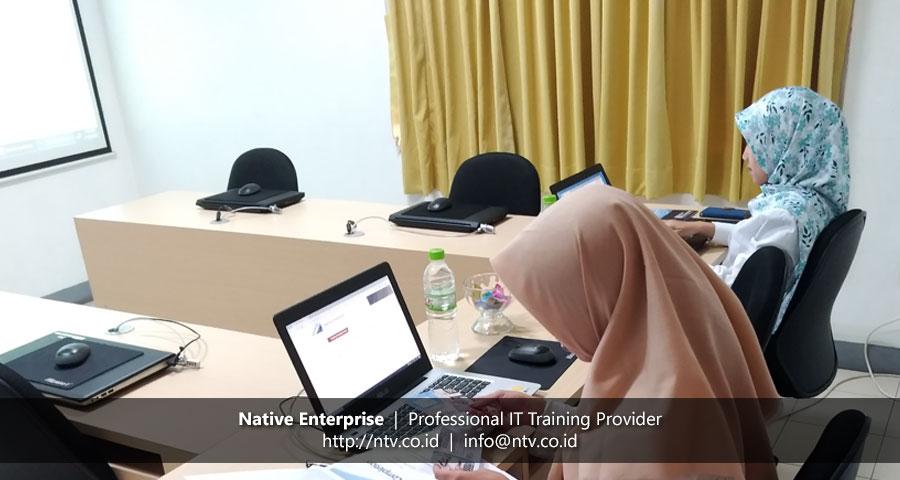 """Training """"Windows Server Installation and Configuration"""" bersama Dinas Lingkungan Hidup Tangerang"""